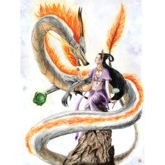 Guan Yin ja Draakon
