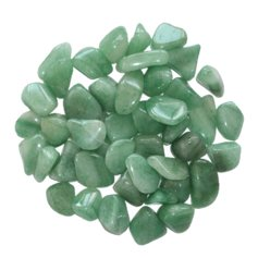 Green Aventurine, tumbled (1 piece)