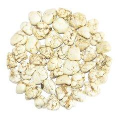 Magnesite 2, tumbled (1 piece)