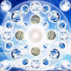 Sky Mandala 2, 2009