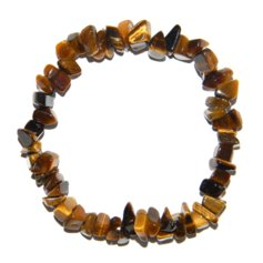 Tiger Eye Chip Bracelet
