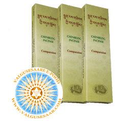 Tiibeti lõhnapirrud - Kaastunne