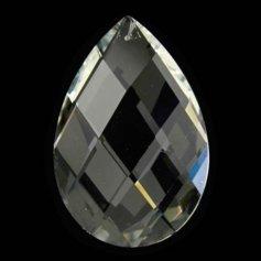 Kristallist piisakujuline feng shui päikesepüüdja