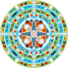 Mandala of the Golden Age, 2007