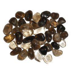 Smoky Quartz, tumbled (1 piece)