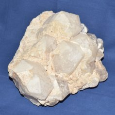 Rock Crystal Cluster 022
