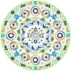 Mandala for Emotional Transformation