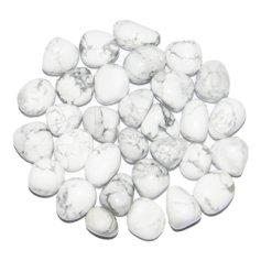 Magnesite, tumbled (1 piece)