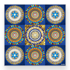 Mandalaväli 4: Kolmikjumalanna toetus, 2018