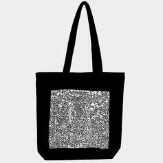 Kangast kott valgusevõrguga