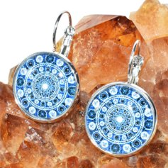 Kõrvarõngad: Vaimne Kuu - Keskpäikese peegel