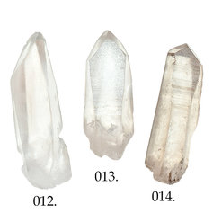 Lemurian Quartz point 012-014