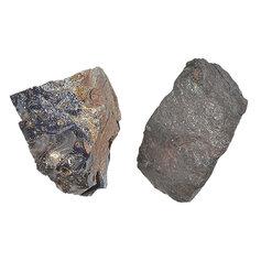 2 lihvimata kristalli