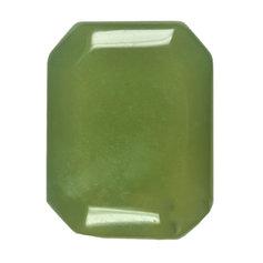 Serpentiinist tahuline lapik kivi