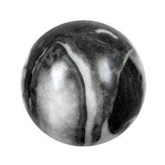Merekarbi marmor-jaspisest kera, 4 cm