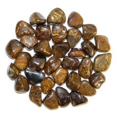 Bronzite, tumbled (1 piece)