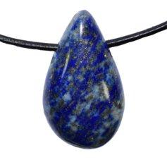 Lapis lazuli ehk lasuriit piisakujuline, auguga