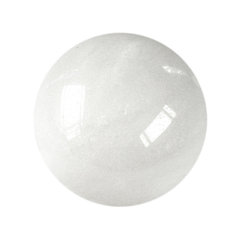 Snow Quartz Sphere