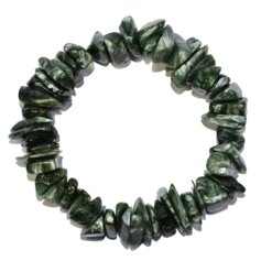 Serafiniidist kivikestega käepael