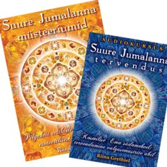 Suure Jumalanna müsteeriumid + CD: Suure Jumalanna tervendus