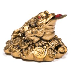 Kuldne feng shui rahakonn
