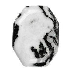 Sebramarmorist tahuline lapik kivi