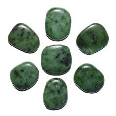 Nefriidist lapik kivi (1 tk)