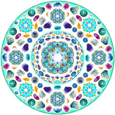 Mandala of Prosperity, 2011